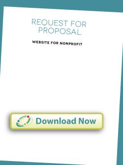 download website RFP for nonprofits